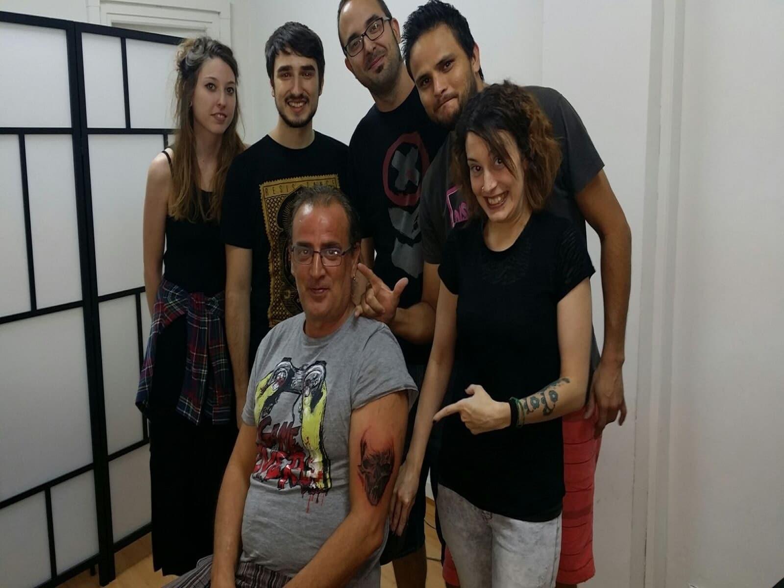 Fotos muestra Alumnos