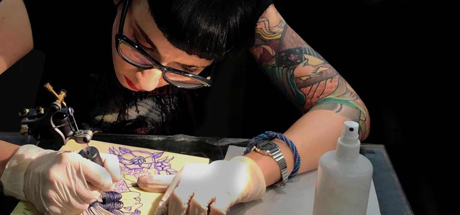 Cursos de Tatuaje homologados